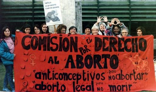 Fuente: Comisión por el Derecho al Aborto