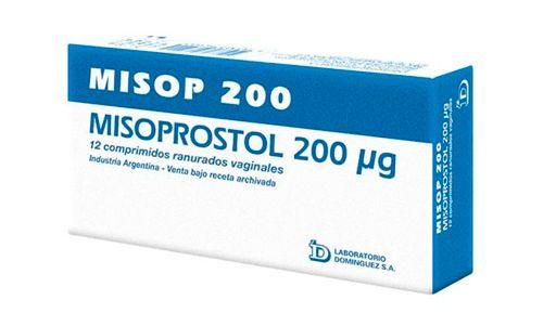 2018 Misoprostol