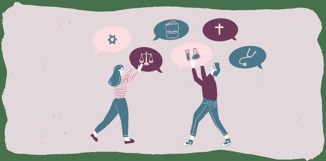 Por qué hablamos de salud - Argumentos