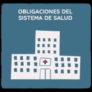 Obligaciones del Sistema de Salud