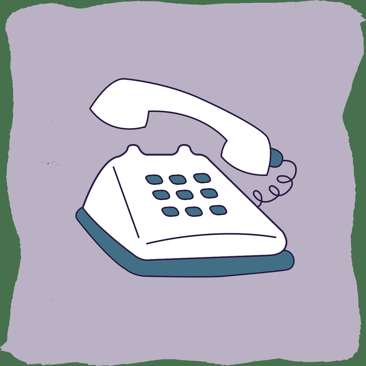Juntas - teléfono