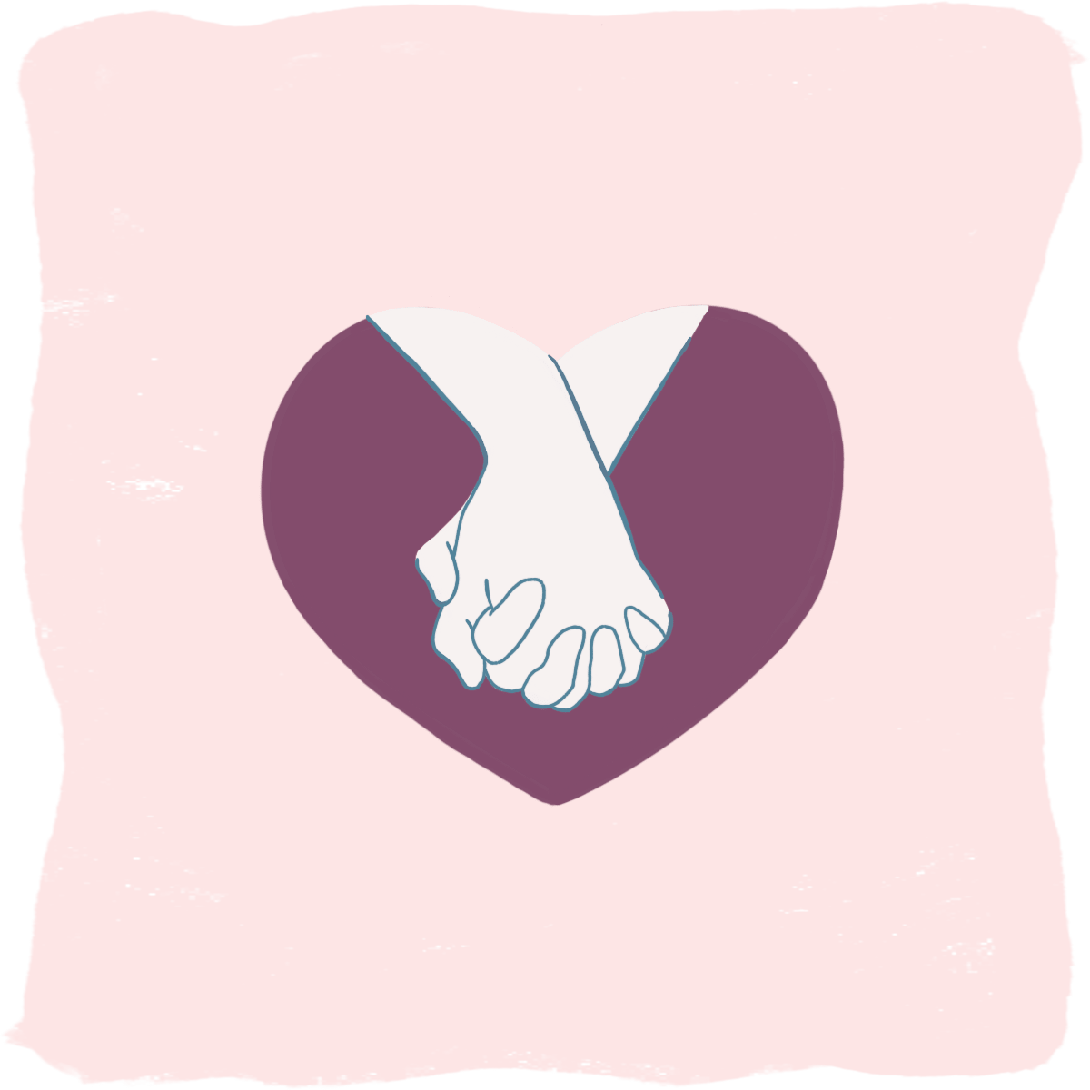 Juntas - manos