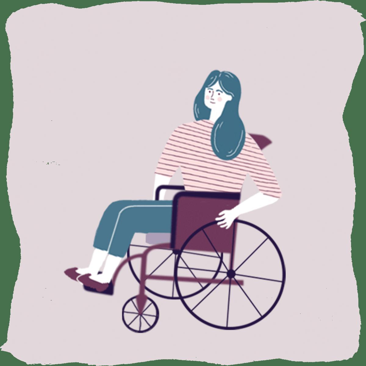 Quienes - Discapacitados